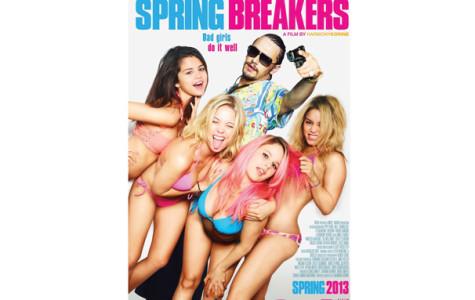 'Spring Breakers' has shallow humor, lacks depth