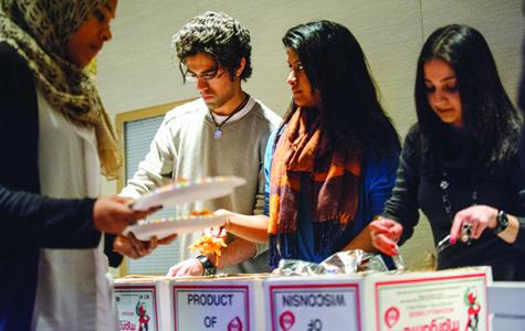 NYU's Shuruq shows Muslim diversity