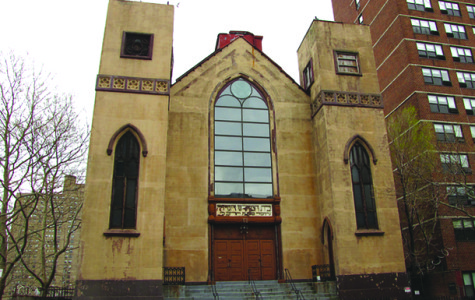 Landmarked Russian Jewish synagogue faces demolition