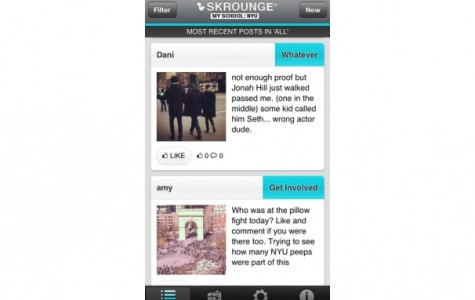 Students develop NYU event aggregator app