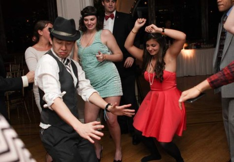 Students celebrate 'Great Gatsby' at annual CAS formal