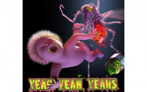 Yeah Yeah Yeahs buzz back with 'Mosquito'