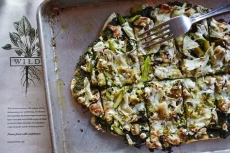 Wild pizzeria offers healthy, gluten-free recipes