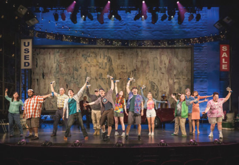 'Hands' musical suffers from identity crisis, lack of memorable music