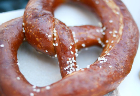 Celebrate Friday's Pretzel Day by sampling from featured restaurants