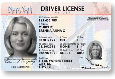 New York state takes measures against ID forgery