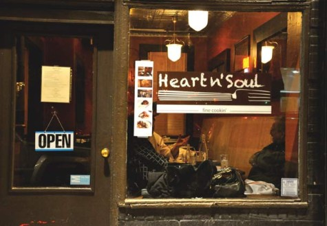 David Conn's Heart 'n Soul serves traditional Southern cuisine