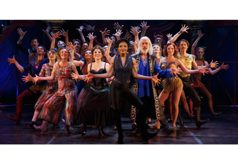 'Pippin' revival brings big top to Broadway