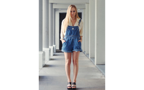 Shift overalls from everyday look to smart staple