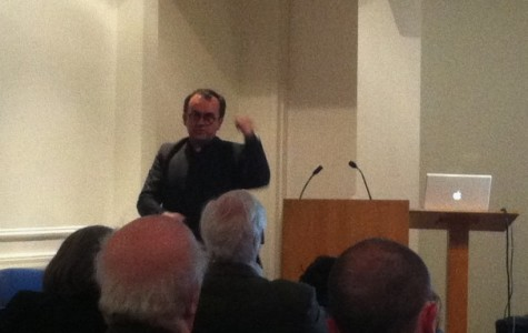 Father Patrick Desbois speaks for silenced Roma gypsies