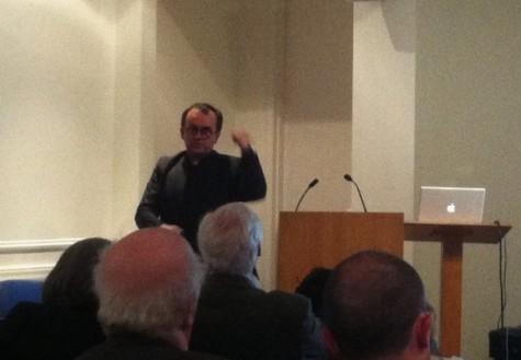 Father Patrick Desbois speaks for silenced Roma gypsies