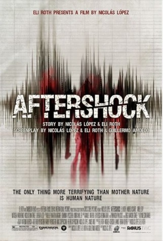 Eli Roth discusses work behind, in front of camera for 'Aftershock'