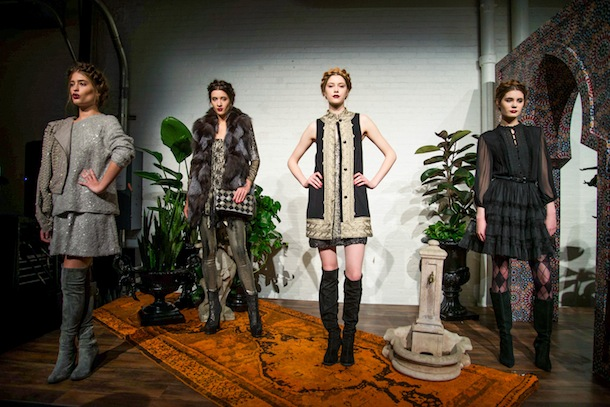 Alice + Olivia Fall/Winter 2013