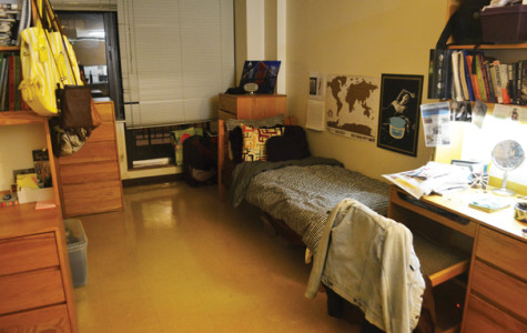 Carlyle Court residence hall