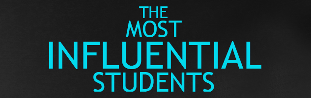 The Most Influential Students 2013