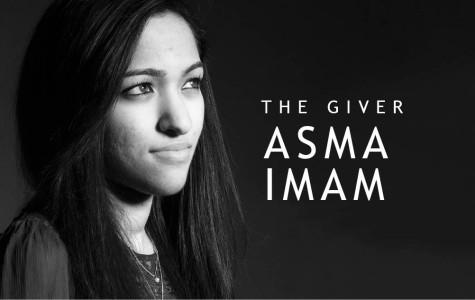 Asma Imam | The Giver