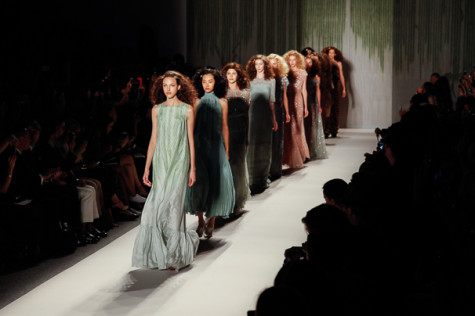 [GALLERY] Jenny Packham Spring/Summer 2014