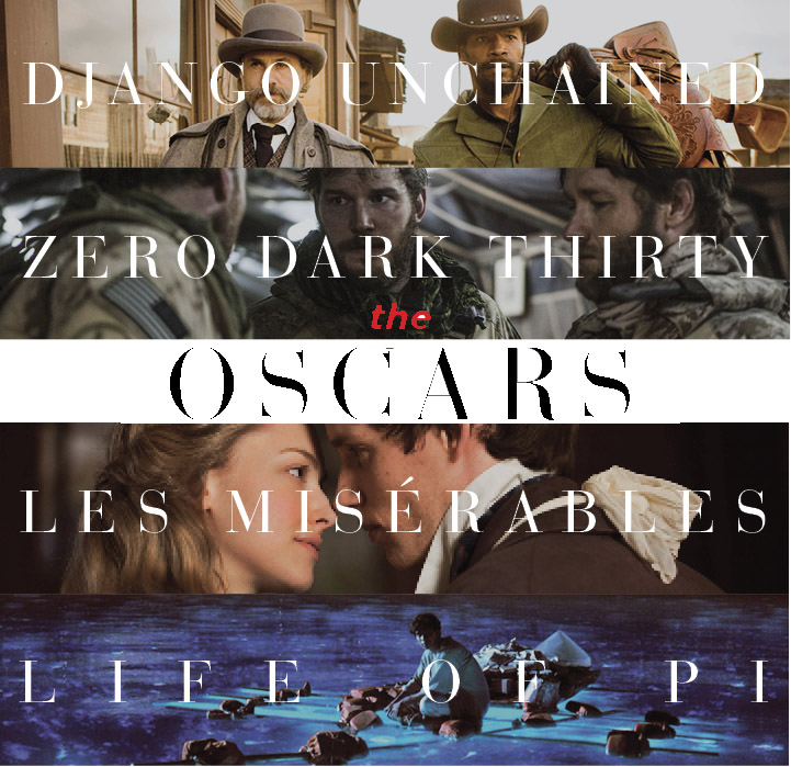 Oscars Picks 2013