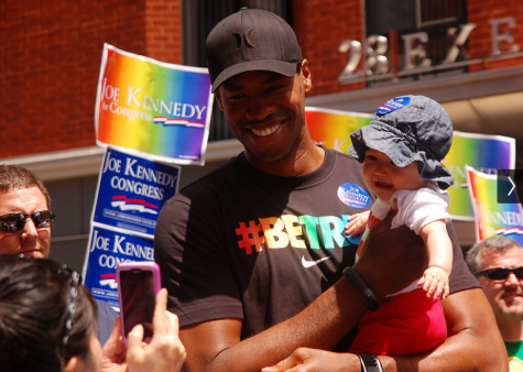 Brooklyn breaks barrier, signs first openly gay NBA player