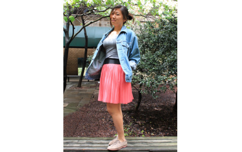 Tricky tulle skirt style tips