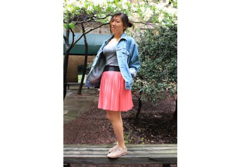 Tricky tulle skirt style tips