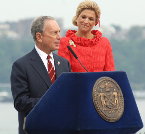 Bloomberg proposes loosening marijuana posession policies