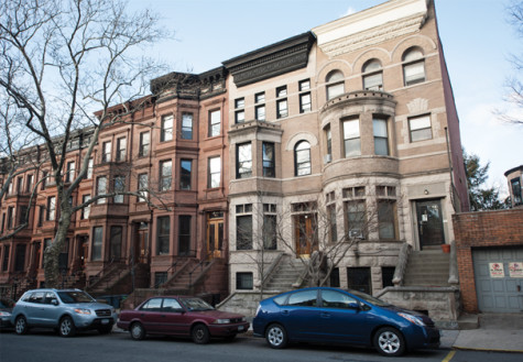 Off-campus housing: Park Slope