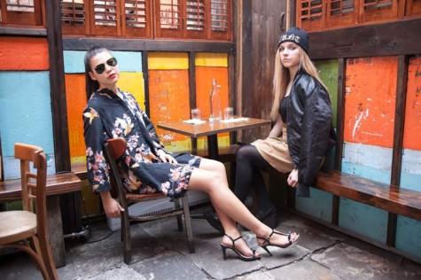 FRINGE: Sea Faubert-Shimo'oka & Zoë Hoetzel