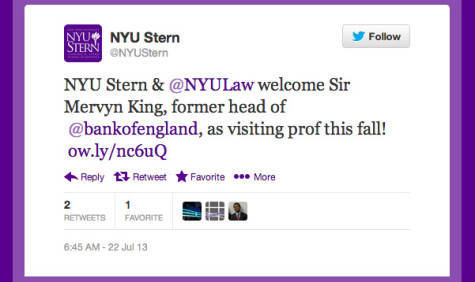 On the Wire: Your biweekly NYU news update (July 23, 2013)