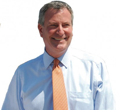 Profile: NYU Alumnus Bill de Blasio, 109th Mayor of New York City