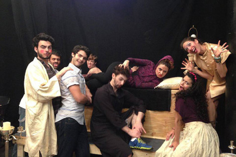 Frisson Theatre Company embraces chaos with 'Tango'