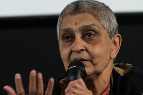 Columbia professor Gayatri Spivak to give lecture at NYU