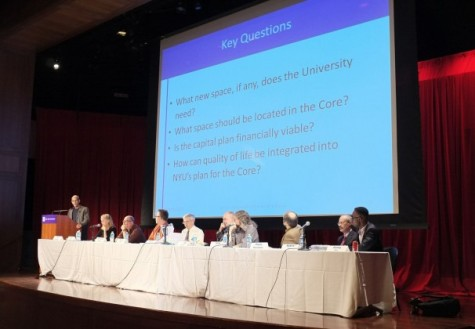 Village residents present expansion concerns to Working Group