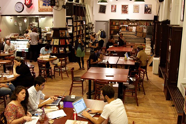 Pick a nook and find a book: 5 little known bookshops