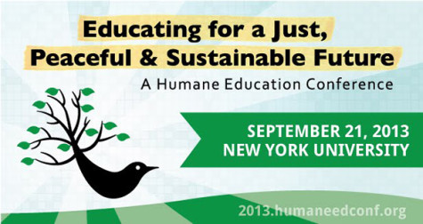 Law School hosts humane education conference