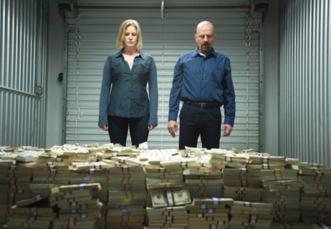 'Breaking Bad' finds perfect time for finale
