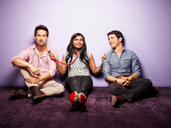 Sparkling debut for 'The Mindy Project'