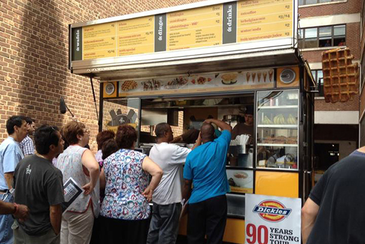 Five must-try food truck around campus