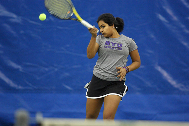 Women's tennis makes strong start