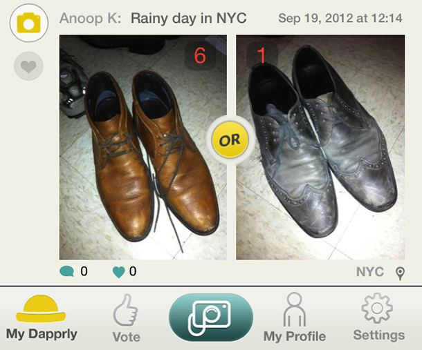 New fashion app focuses on men's style