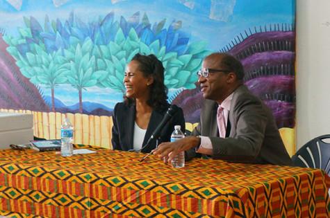 'Butler' author, NYU prof. discuss literature, journalism