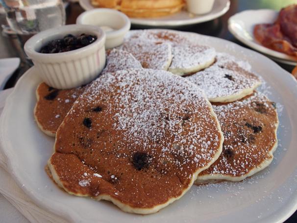 Sweet spots to enjoy National Blueberry Pancake day