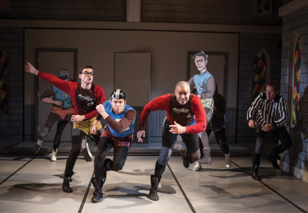 'The Jammer' comedy suffers from repetition