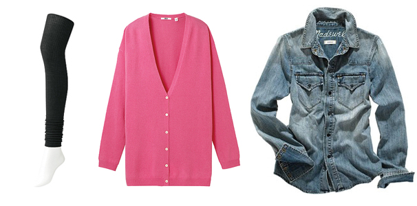 Winter layers provide fashionable comfort from inside, out