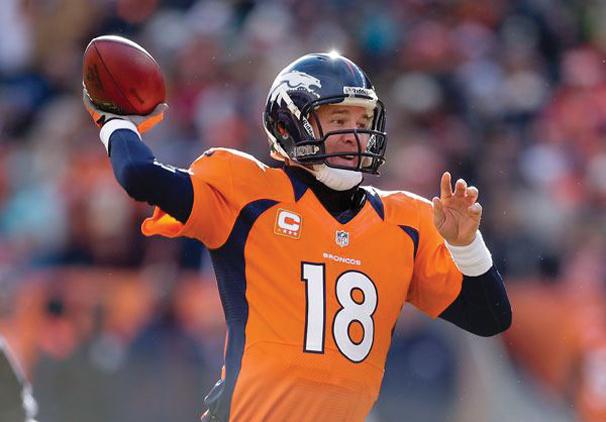 Broncos quarterback Manning receives unecessary flak