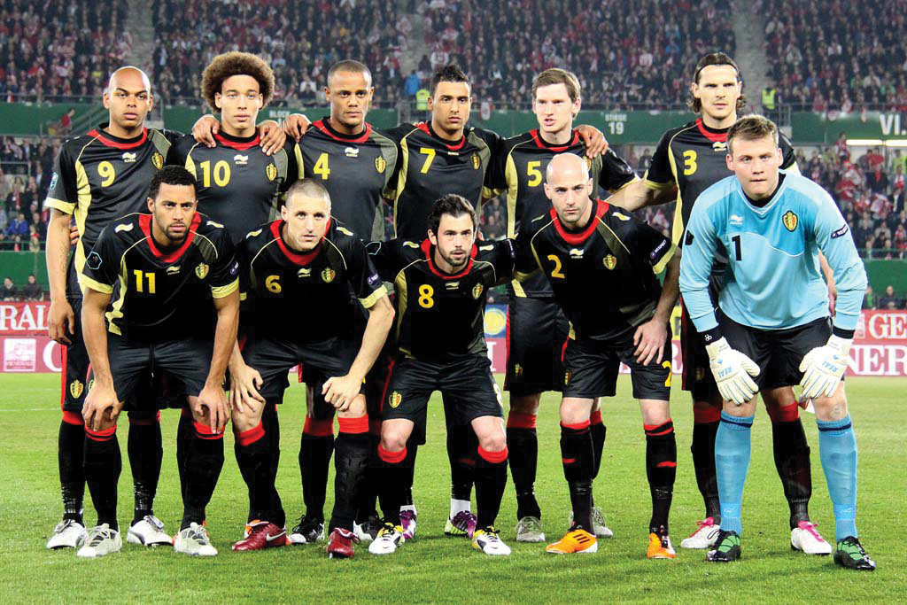 Belgium National Team poised for powerful return