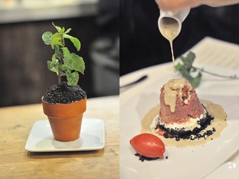Spot previews fall dessert menu