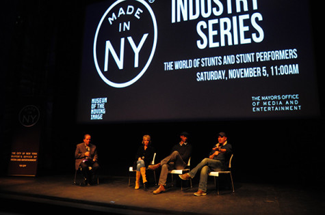 Film, TV industry booming in New York City