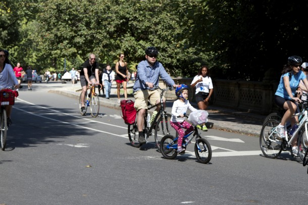 City announces plans for lane redesigns in Central Park