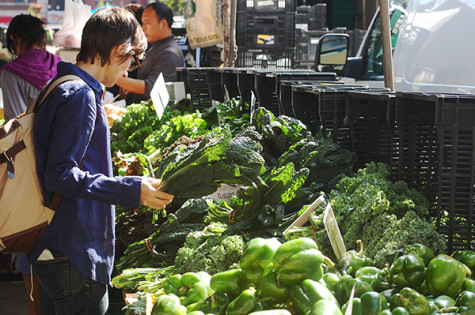 Dig into fall produce offered at Greenmarket